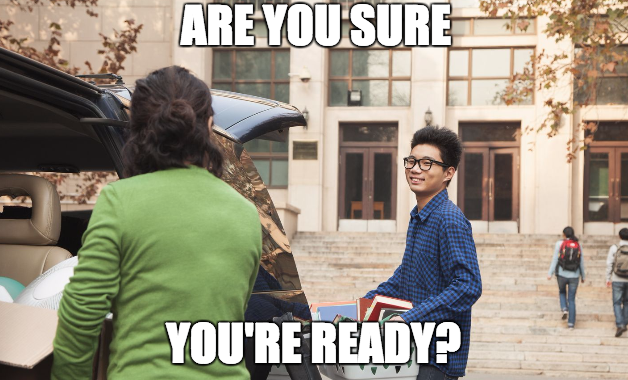Are You Sure You're Ready